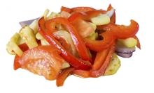 Начинка к лапше: овощная